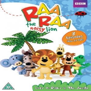 Raa Raa the Noisy Lion - Lots of Raas in the Jungl...