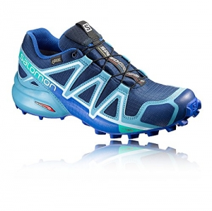 Salomon L38308200, Zapatillas de Trail Running par...