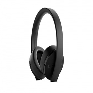Sony Gold Wireless - Auriculares para juegos PS4, ...