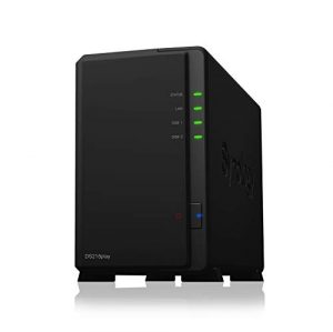 Synology DS218PLAY Diskstation - NAS con 2 bahías...