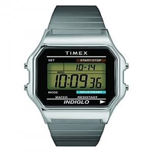 741f3900b1d8 Timex T78587PF - Reloj digital de cuarzo para hombres