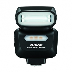 Unidad Nikon SB-500 Speedlight flash...