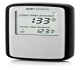 Corentium Home, AirThings, Detecteur de Gas Radon, Version Internacional en Bq/m