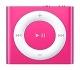 Apple iPod shuffle 2GB - Reproductor MP3 (MP3, Flash-media, Rosa, 3.5mm, Ión de litio, AAC, AAX, AAX+, AIFF, M4A, MP3, WAV)