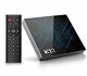 Bqeel K12 Android TV Box / Android 6.0 OS / Amlogic S912 Qcta Core ARM Cortex-A53 CPU / 2G DDR3 + 16G Emmc /Dual Band WiFi / 1000M LAN / Bluetooth 4.1 /4K HD/ Smart tv box