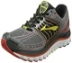 Brooks Adrenaline GTS 15 - Zapatos de running para hombre, color gris (gris), talla 41