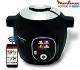 Robot de cocina Cookeo + Connect, con conexión a aplicación vía Bluetooth, con 150recetas, 6 litros, de la marca Moulinex. Ref: YY2942FB