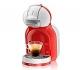 DeLonghi EDG305.WR - Cafetera (Independiente, Semi-automática, Pod coffee machine, Coffee capsule, Rojo, De plástico)
