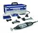 Dremel Platinum Edition 4000-6/128 - Multiherramienta (175 W, 6 complementos, 128 accesorios)