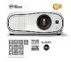 "Epson EH-TW6700 - Proyector (3000 lúmenes ANSI, 3LCD, 1080p (1920x1080), 70000:1, 16:9, 762 - 7620 mm (30 - 300""))"