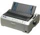 Epson LQ590 - Impresora de matriz, color gris b01aketala