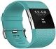 Fitbit Charge 2 - Pulsera de actividad física y ritmo cardiaco unisex, color turquesa, talla L