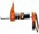 Flymo 9672988-01 - Telescópica Inalámbrico Cortasetos - Orange b0037e6e56