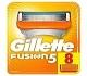 Gillette Fusion - Cuchillas de recambio para maquinilla b00a7md4fe
