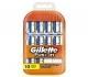 Gillette fusion - Cuchillas de recambio para maquinilla de afeitar (10 unidades)