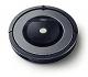 iRobot Roomba 865 Robot Aspirador Potente Rendimiento de Limpieza, Sensores de Suciedad Dirt Detect, Todo Tipo de Suelos, Programable, Óptimo para el Pelo de Mascotas, Gris
