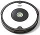 iRobot Roomba 605 - Robot Aspirador, Alto Rendimiento de Limpieza, Todo Tipo de Suelos, Atrapa Pelo de Mascotas, Color Blanco