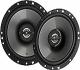 JBL Car CS7 - Serie de altavoces amplificados de automóvil (coaxiales, 6-1/2 pulgadas), color negro