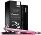 Karmin G3 Salon Pro - Plancha de pelo profesional, de cerámica y turmalina, color rosa