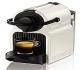 Nespresso Krups Inissia XN 1001-Cafetera de cápsulas, 19 bares, compacta, apagado automático, color White