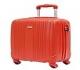 Maleta cabina 55cm - Trole ALISTAIR AIRO - ABS extremista Ligero - 4 ruedas - Rojo