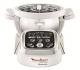 Moulinex Cuisine Companion HF802AA1 - Robot de cocina (6 programas automáticos, capacidad hasta 6 personas)