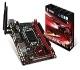 MSI B250I GAMING PRO AC - Placa base Performance (Chipset Intel B250, DDR4 Boost, Audio Boost, VR Ready, Military Class V)