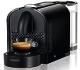 Nespresso DeLonghi U EN 110B-Cafetera de cápsulas, 19 bares, depósito modular, táctil, automática, color Pure Black