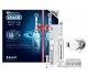 Oral-B Genius8900 - Pack con 2 cepillos de dientes eléctricos, 3 cabezales de recambio y un estuche de viaje Premium