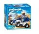 Playmobil Policía con Quad     b003cxuq4m