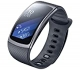 Samsung Gear Fit 2 SM-R360 - Smartwatch de 1.5'' (4 GB, 1 GHz, 512 MB RAM, Tizen, talla L), color negro [Asia Version]