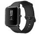Xiaomi Amazfit Bip Smartwatch reloj inteligente Bluetooth con GPS Monitor de ritmo cardíaco en tiempo real Resistente al agua Sports Fitness Tracker Soporte iOS y Android para niños Hombres Mujeres / Onyx Black Versión global