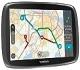 """TomTom GO 6100 World- Sistema de navegación GPS (6"""" de pantalla táctil capacitiva, soporte magnético, control de voz), (versión importada Alemania)"""