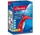 Vileda Windomatic - Aspiradora limpiacristales con cuello flexible (depósito extraíble)