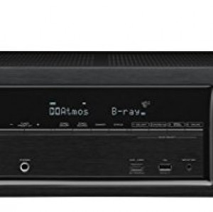 Denon AVR-X1300W 145W 7.1 Surround 3D Negro - Receptor AV (3.5mm, Surround, AM, FM, Alámbrico, AAC, AIFF, ALAC, FLAC, MP3, WAV, WMA, 2160p), color negro