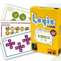 Juegos de pensar:  LOGIC CARDS amarillas (MERCURIO)
