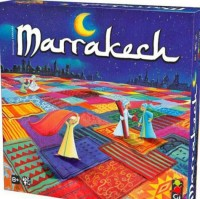 Juego en familia: Marrakech