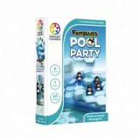 Pingüinos Pool Party Smart Games