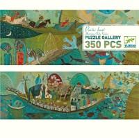 Puzzle poetic boat 350 piezas djeco