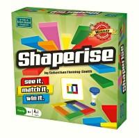 Shaperise - Juego de memoria de Brainbox