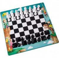 Mi primer ajedrez de madera Eurekakids