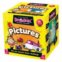 Juego de memoria First Pictures Brainbox