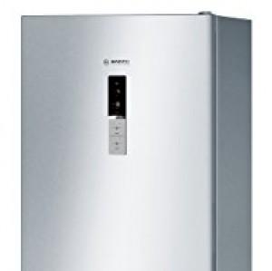 Bosch KGN39XI45 congeladora - Frigorífico (Independiente, Acero inoxidable, Derecho, 355L, SN, T, 35 Db)