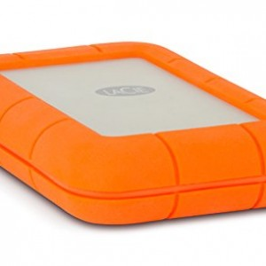 LaCie Rugged - Disco Duro Externo portátil para Mac y PC 2 TB (Thunderbolt + USB 3.0, 2.5')