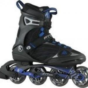 K2 Inliner F.I.T. Speed patín de ruedas en línea, color negro/azul