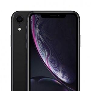 "Apple iPhone XR 15,5 cm (6.1"") 64 GB SIM Doble 4G Negro - Smartphone (15,5 cm (6.1""), 1792 x 828 Pixeles, 64 GB, 12 MP, iOS 12, Negro)"
