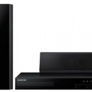 Samsung HT-H5500 - Equipo de Home Cinema 3D 5.1 de 1000W, negro