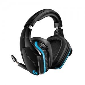 Logitech G935 - Auriculares inalámbricos con micrófono y Sonido Envolvente 7.1 para Gaming, transductores Pro-G de 50mm, RGB LIGHTSYNC