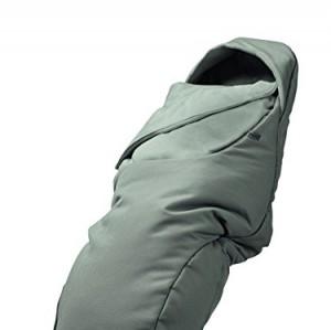 Quinny 7800 9140 - Saco de abrigo, color gris