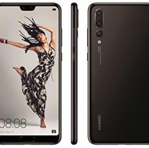 Huawei P20 Pro - Smartphone de 6 1   Octa-core 4x2 36 GHz Cortex A73 memoria interna de 128 GB  6 GB de RAM  cámara de 40 MP  Android  negro